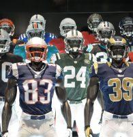 Sondage des lecteurs: Les plus beaux uniformes de la NFL